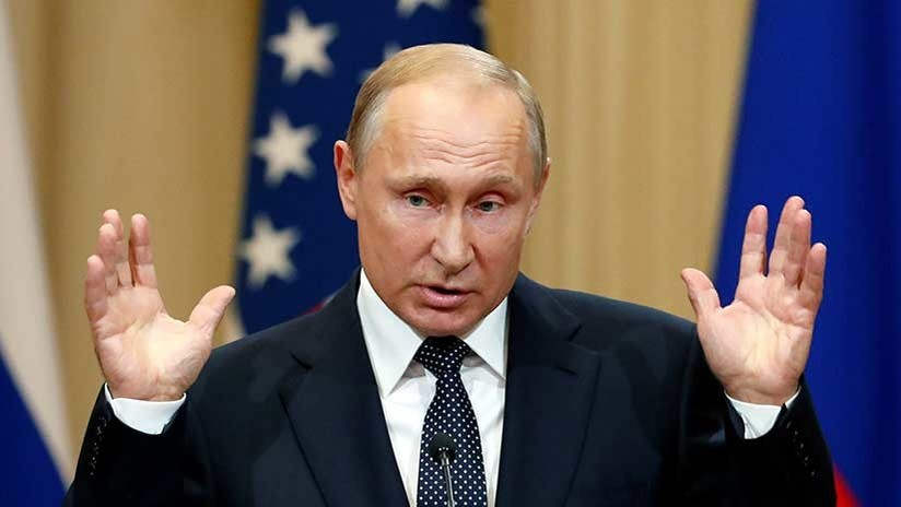 """Putin: """"No sé si sería mejor o peor si Trump no fuera presidente"""""""