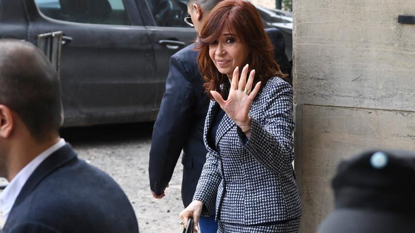 Elevan a juicio oral la causa de corrupción abierta contra Cristina Kirchner y sus hijos
