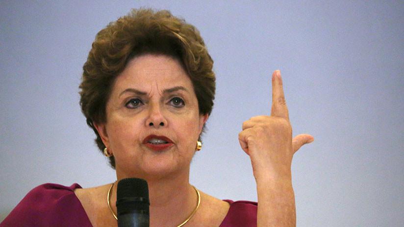 WhatsApp bloquea la cuenta de Dilma Rousseff para promocionar su campaña al Senado de Brasil