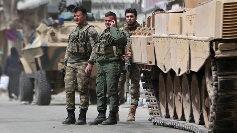 """Erdogan: """"Turquía no abandonará Siria hasta que el pueblo sirio tenga elecciones"""""""