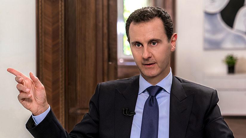 """Siria alcanza un """"amplio entendimiento"""" con los Estados árabes y está lista para abrir embajadas"""