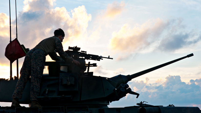 Como aviso a Pekín: EE.UU. planea una gran demostración de fuerza en el mar de la China Meridional