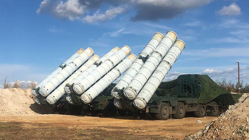 Moscú y Nueva Deli acuerdan la venta de los S-400 rusos
