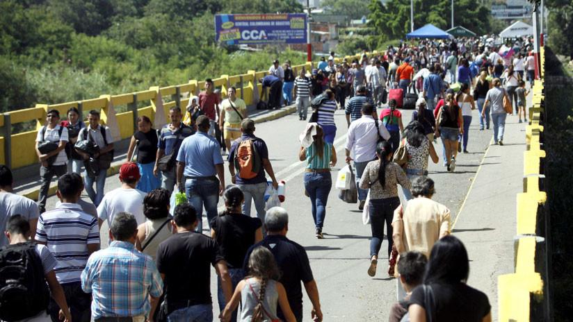 Venezuela anuncia la creación de la Policía Migratoria