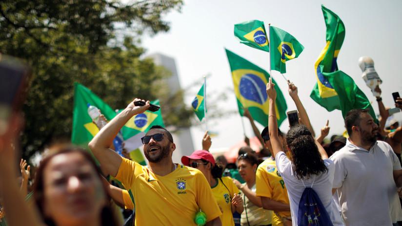 La batalla de los 'anti': ¿Quiénes se disputan la Presidencia en Brasil sin Lula en la carrera?
