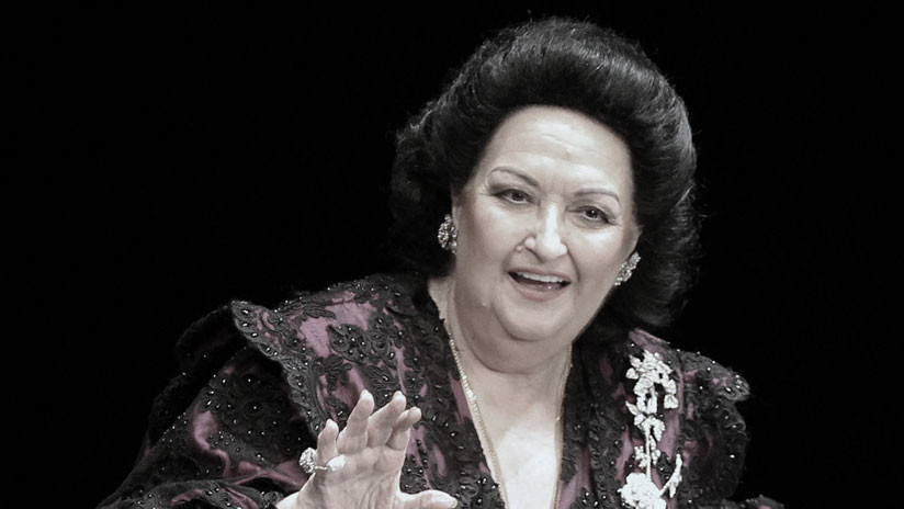 Familiares y amigos despiden este lunes a Montserrat Caballé