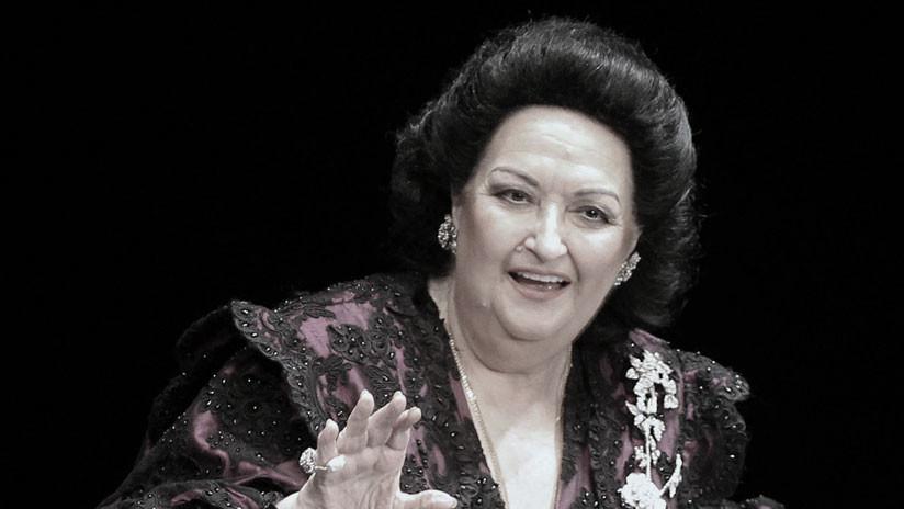 Muere Montserrat Caballé, la gran soprano española