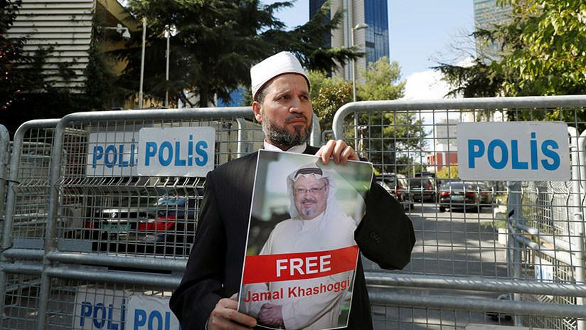 Afirman que periodista saudita fue asesinado en un consulado