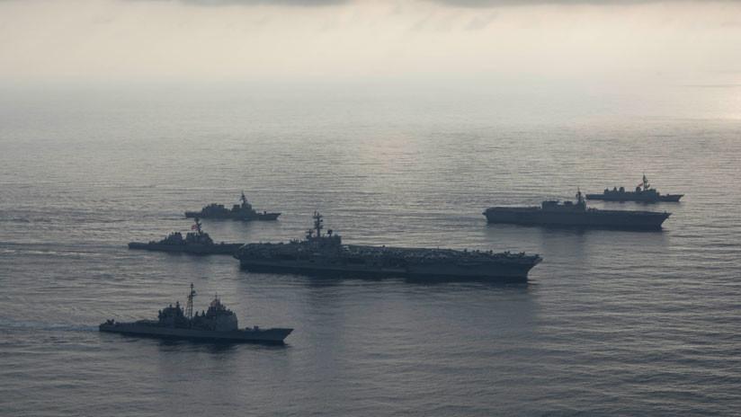 """Cómo China puede """"humillar"""" sin armas a EE.UU. para mostrar que no es todopoderoso"""