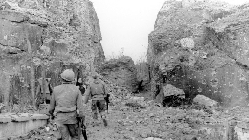 Desclasificado: General de EE.UU. preparó un plan secreto para usar armas nucleares en Vietnam