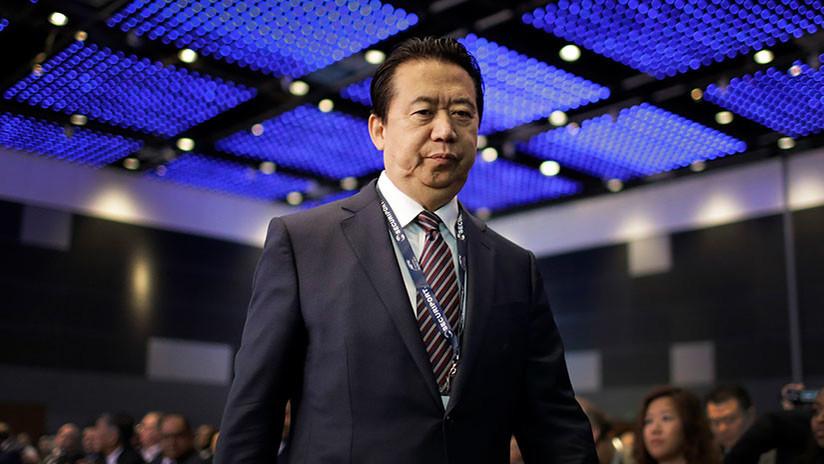 Fin del misterio: China rompe el silencio tras la desaparición del presidente de Interpol