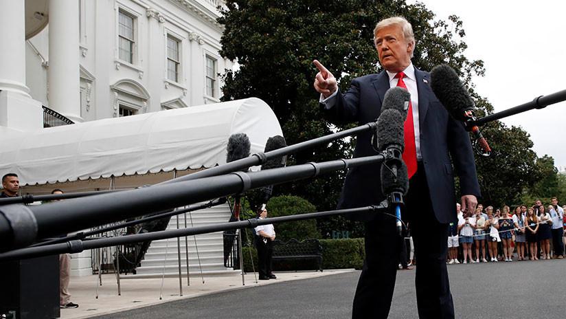 Futuro de Trump: La Casa Blanca se prepara para un 'ataque investigativo' de los demócratas