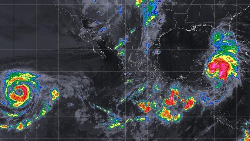 Qué le espera a México en las próximas horas por el paso del huracán Michael