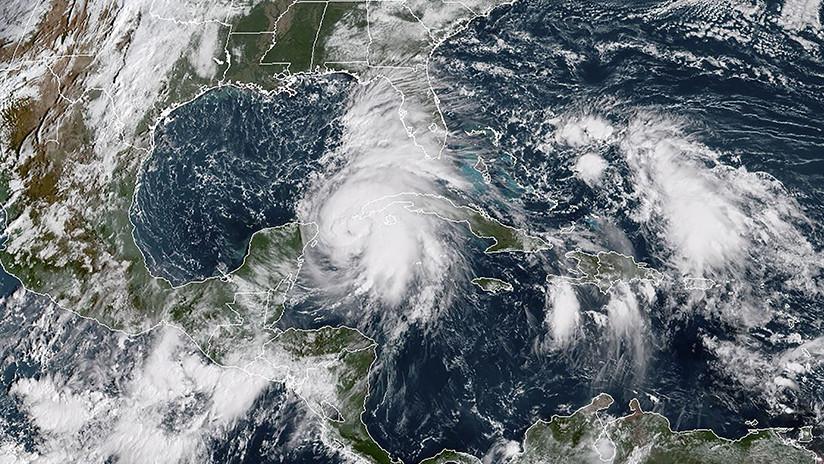 El temible huracán Michael, a horas de golpear a los Estados Unidos