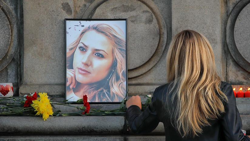 Reportan el arresto de un sospechoso del asesinato de la periodista búlgara Victoria Marinova