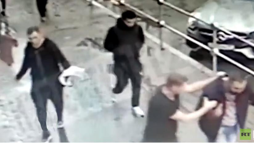 Liga rusa pide suspensión de por vida para jugadores detenidos por agresión