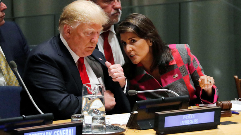 Donald Trump acepta la dimisión de Nikki Haley, según reportes