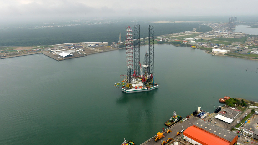 Descubre Pemex dos nuevos yacimientos en el Golfo de México
