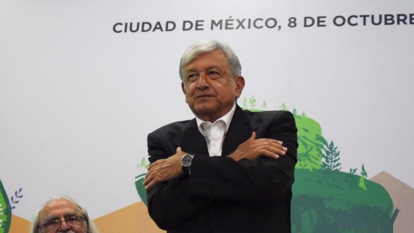 López Obrador lanza una encuesta para elegir el nombre 'mexicano' del tratado con EE.UU. y Canadá