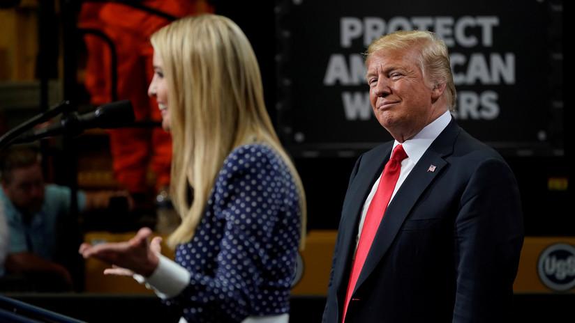 Donald Trump explica por qué no puede nombrar a Ivanka embajadora ante la ONU