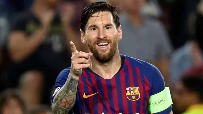 Messi tendrá su propio show de Cirque du Soleil - Somos Deporte