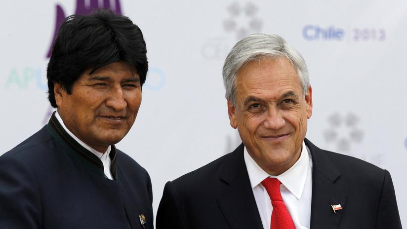 """Bolivia invita a Chile a """"reiniciar el diálogo"""" por la salida al mar tras el fallo de La Haya"""