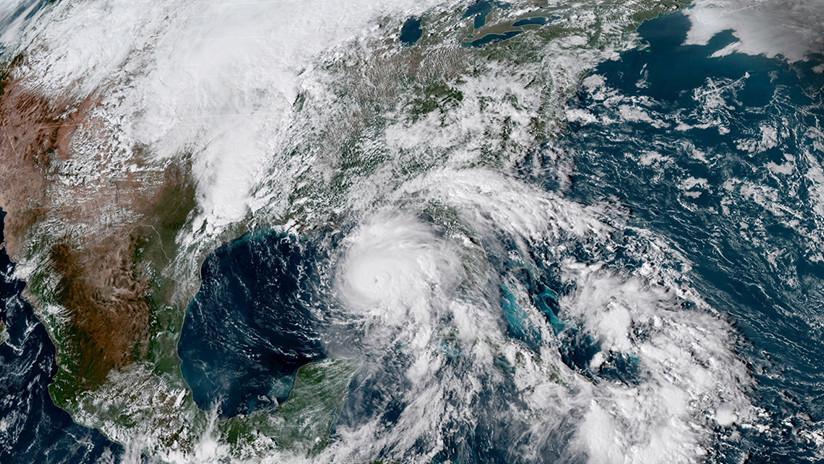 El huracán Michael