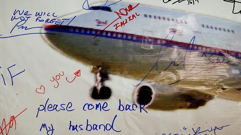 Una actualización de Google reaviva las esperanzas de un entusiasta de encontrar el MH370