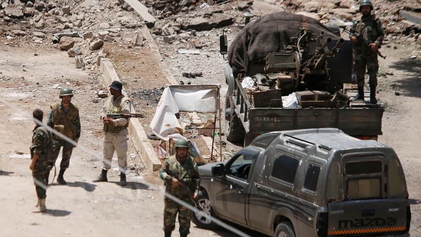 Rusia: El Estado Islámico se apodera de contenedores de cloro en un ataque contra Al Nusra en Siria