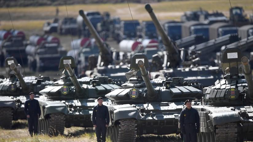 El ministro de Defensa ruso hace balance de las mayores maniobras de la historia moderna del país