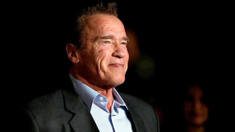 """Schwarzenegger lamenta haber llamado a sus rivales políticos """"hombres nenazas"""""""