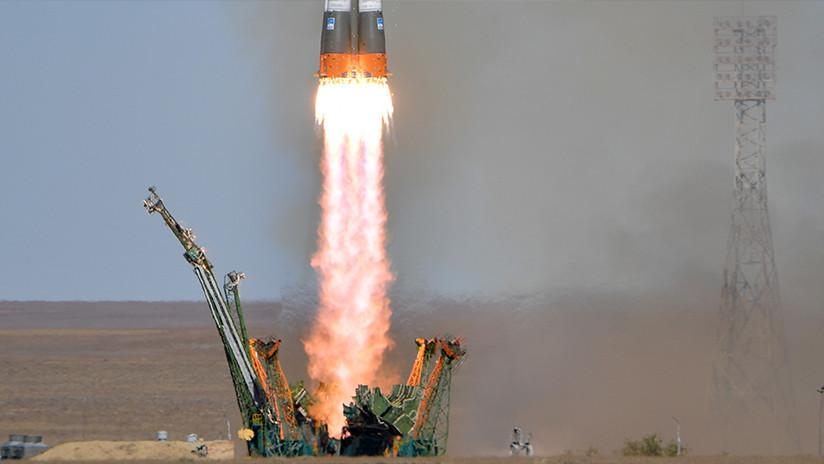 La tripulación de la Soyuz aterriza de emergencia tras una falla en el lanzamiento del cohete