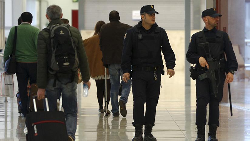 Detenido en el aeropuerto de Madrid el presunto etarra 'Tontxu' tras 30 años huido