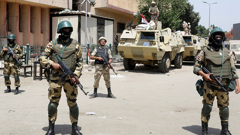 Egipto: Condenan a pena máxima a 17 personas por ataques mortales contra iglesias