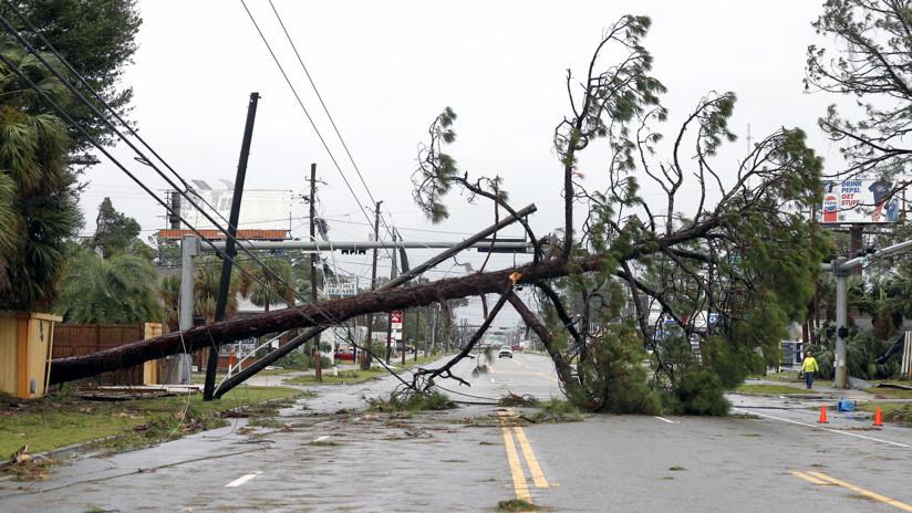 El huracán Michael fue la tormenta más fuerte que azotó EE.UU. en más de 25 años