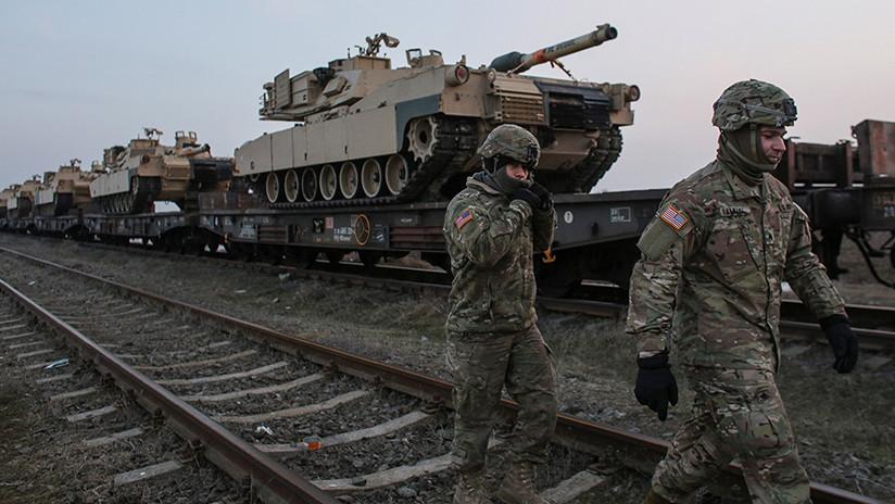 """EE.UU. está """"a cinco años"""" de integrar armas láser en sus tanques"""