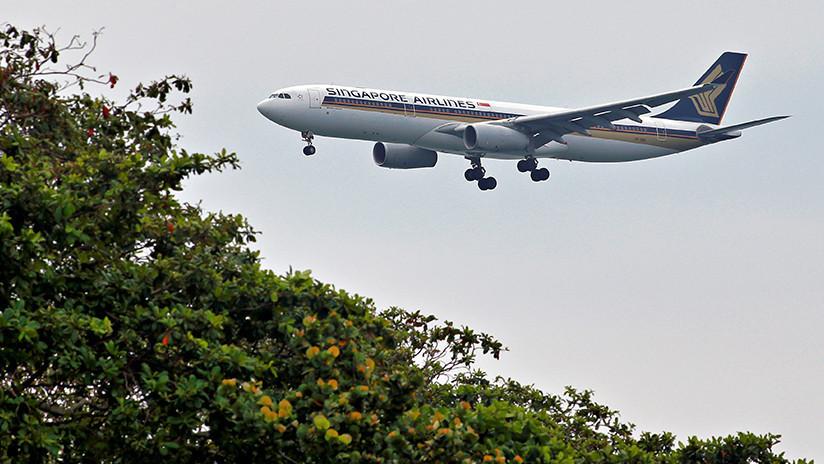 Despega desde Singapur el vuelo más largo del mundo con rumbo a Nueva York