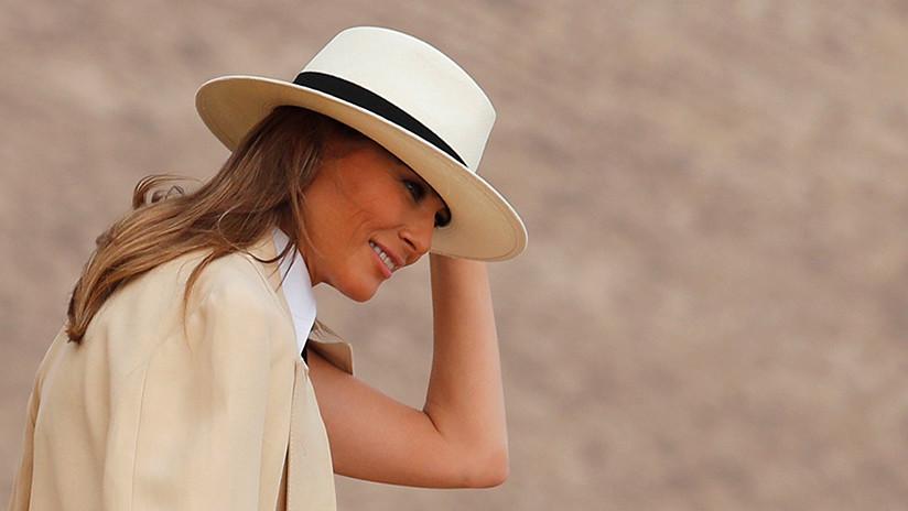 """Melania Trump: """"Soy la persona más acosada del mundo"""""""