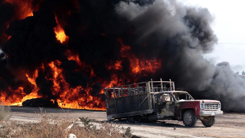 Pemex: En 262 % crecieron las tomas clandestinas de combustible durante el último sexenio