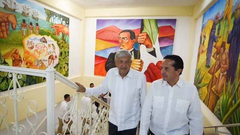 México: López Obrador anuncia una amnistía a los presos políticos