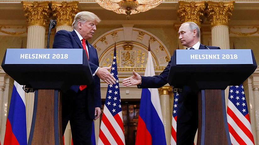 Rusia propone a EE.UU. comprometerse mutuamente a no interferir en asuntos internos