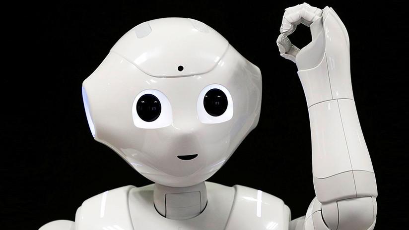 Por primera vez un robot 'testificará' ante el Parlamento británico