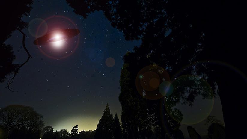 ¿OVNI en Chile?: Seis aviones reportan al mismo tiempo la presencia de luces extrañas en el cielo