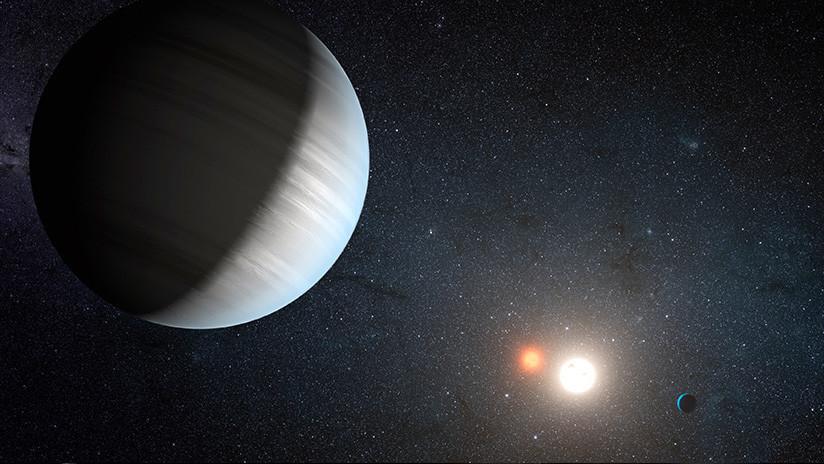 Un planeta hoy desaparecido salvó a la Tierra de salir ...