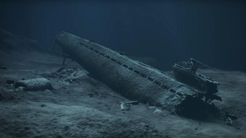 'Chernóbil' bajo el agua: Noruega enterrará un submarino nazi que sigue contaminando 73 años después