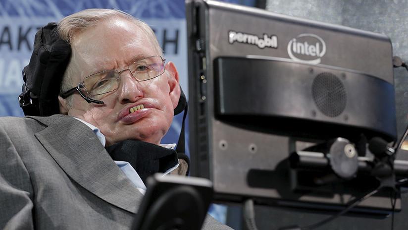 Libro de Stephen Hawking da