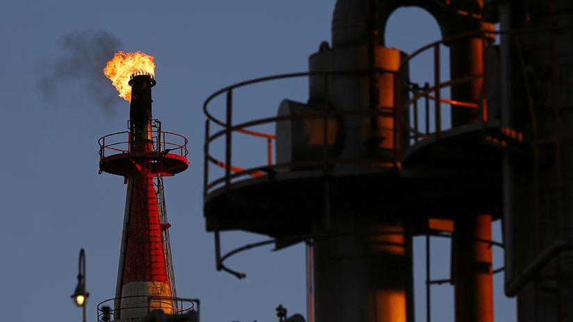 Crece el precio del petróleo en medio de las tensiones entre EE.UU. y Arabia Saudita