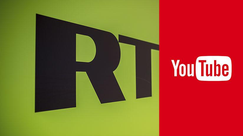 El canal de noticias n.º 1 en Youtube: RT alcanza el récord de 7.000 millones de visualizaciones