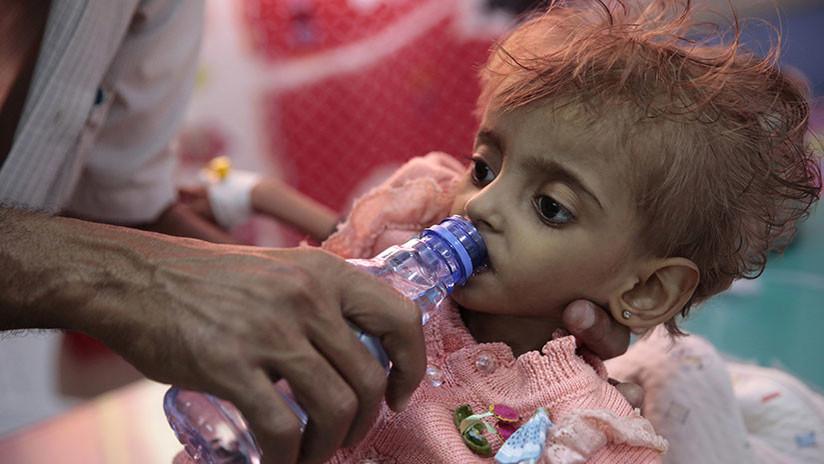 """La """"peor hambruna en 100 años"""" amenaza la vida de hasta 13 millones de personas en un solo país"""