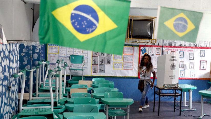 Brasil: Un nuevo sondeo otorga a Bolsonaro 18 puntos de ventaja sobre Haddad